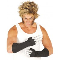 Handskar med Långa Klor - One size