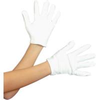 Vita Handskar Korta - One size