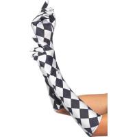 Harlequin Handskar i Satin Deluxe - One size