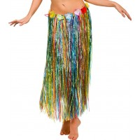 Hawaiikjol Blandade Färger - One size