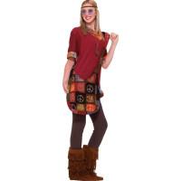 Hippie Axelväska - One size