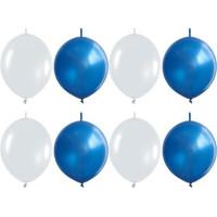 Kedjeballonger Oktoberfest - 8-pack
