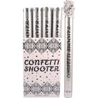 Konfettikanon Silverpapper - 50 cm