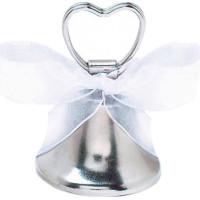 Korthållare Klocka Bröllop - 1-pack