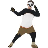 Kung Fu Panda Po Barn Maskeraddräkt - Large
