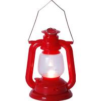 LED-lykta Röd