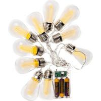 Ljusslinga LED Retro Glödlampor