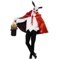 Magisk Kanin Halloween Maskeraddräkt - Medium