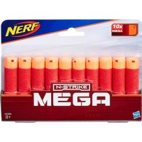 Nerf MEGA Dart Refill - 10-pack