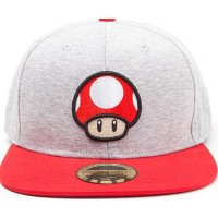 Nintendo Svamp Snapback Keps - One size