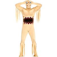 Pale Man Maskeraddräkt - One size