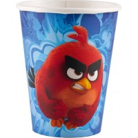 Pappersmuggar Angry Birds Movie - 8-pack