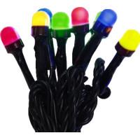 Partyslinga LED Flerfärgad