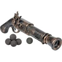 Piratpistol med Bollskott