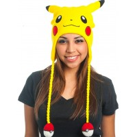 Pokemon Pikachu Lappmössa - One size