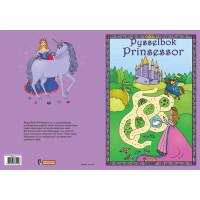 Pysselbok Prinsessor