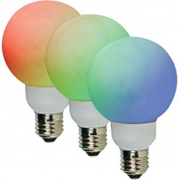 RGB LED Lampa