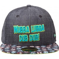 Rick & Morty Wubba Lubba Snapback Keps - One size