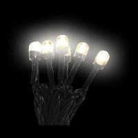 Ljusslinga Liten Vit LED