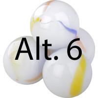 Spelkulor - Allt 6 - 25-pack
