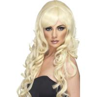 Starlet Blond Peruk - One size