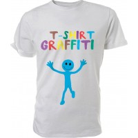 T-shirt Graffiti