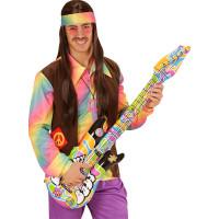 Uppblåsbar Gitarr Hippie