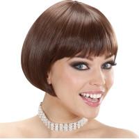 Valentina Brun Deluxe Peruk - One size