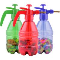 Vattenballonger i Flaska