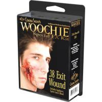 Woochie .38 Exit Wound FX-kit