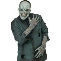 Zombiehandskar med Ärm - One size