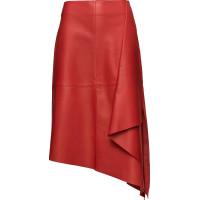 Side Draped Skirt