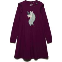 Unicorn Applique Dress