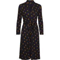 Aventine Jersey Vnck Dress
