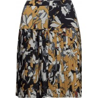 Aventine Drape Pleated Skirt