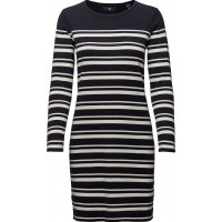 O1. Breton Stripe Dress