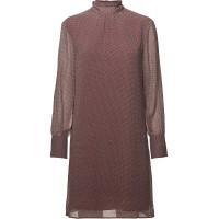 O2. Paisley Silk Dress