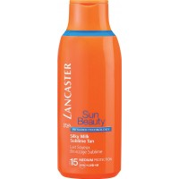 Sun Care Face & Body Sunbeauty Silky Fluid Milk Spf15