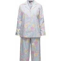 Lrl Paris Notch Collar Pj Set