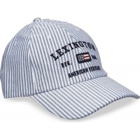 Houston Striped Oxford Cap