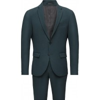 Plain Mens Suit-Blazer + Pant