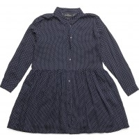 Lr Rion Dot Shirtdress