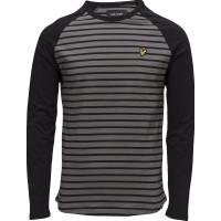 Ls Baseball Breton T-Shirt
