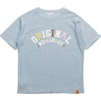 Embroidered Message T-Shirt