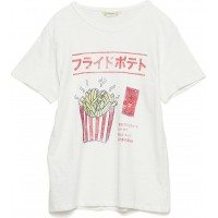 Reversible Sequins T-Shirt