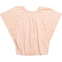 Openwork Cotton T-Shirt