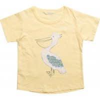 Embroidered Pelican T-Shirt
