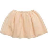 Metallic Tulle Skirt