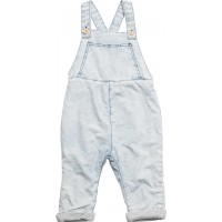 Light Denim Dungarees