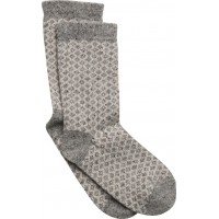 Wool Sock - Nordic W/Silk